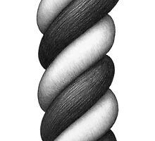 Musical Anatomy: Spiral Trumpette by Shawn Feeney