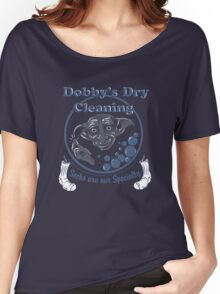 Dobby's Dry Cleaning- Harry Potter Women's Relaxed Fit T-Shirt