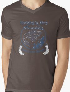 Dobby's Dry Cleaning- Harry Potter Mens V-Neck T-Shirt