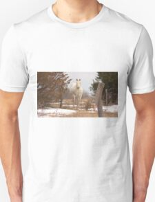 White as Snow Unisex T-Shirt