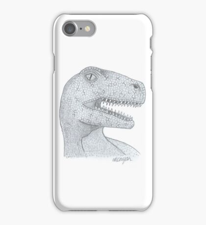Raptor Dinosaur iPhone Case/Skin