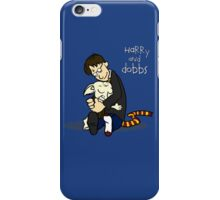Harry and Dobbs- Harry Potter  iPhone Case/Skin