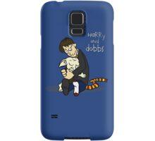 Harry and Dobbs- Harry Potter  Samsung Galaxy Case/Skin