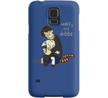 Harry and Dobbs- Harry Potter  Samsung Galaxy Case/Skin