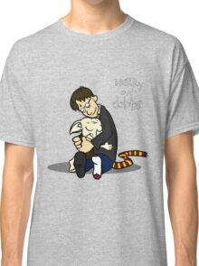 Harry and Dobbs- Harry Potter  Classic T-Shirt