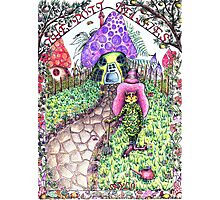 Shylo Pott Bellie Pixie Photographic Print