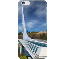 The Redding Sundial Bridge iPhone Case/Skin