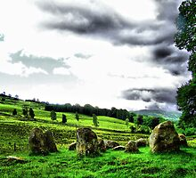 standing stones 2 by davey lennox