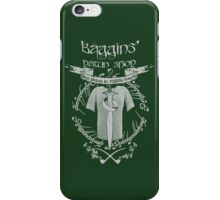 Baggins' Pawn Shop iPhone Case/Skin