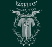 Baggins' Pawn Shop by spacemonkeydr