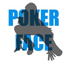 Pokerface Silhouette by miijojo1994