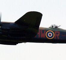 Lancaster Bomber by Mark  Jones