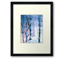 The Sentinels Framed Print