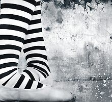 Stripes B/W by CherryMoon