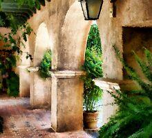 Spiritual Pathway by Carolyn Staut