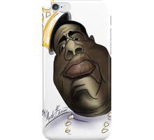 Biggie iPhone Case/Skin