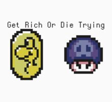 Get Rich Or Die Trying by juutin