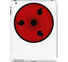 Naruto Shippuden - Sharingan Shirt - Orginal  iPad Case/Skin