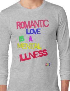 Romantic Love Long Sleeve T-Shirt