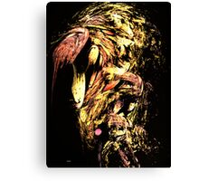 Abstract: TRY Canvas Print