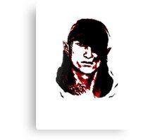 Che Iorveth - Viva la Scoia'tel! Canvas Print