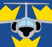 SAAB 105 Sticker