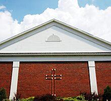Brick Church by Kathleen Struckle