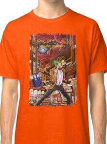 Somewhere in Time and Space Classic T-Shirt