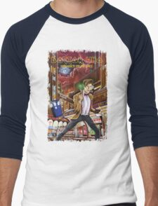 Somewhere in Time and Space Men's Baseball ¾ T-Shirt