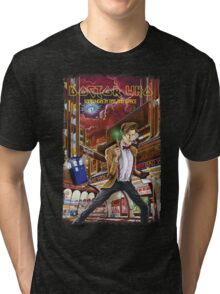 Somewhere in Time and Space Tri-blend T-Shirt