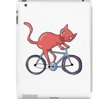 Bike Cat iPad Case/Skin