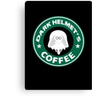 Lord Helmet's Coffee Canvas Print
