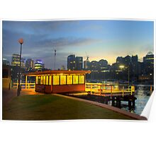 McMahons Point - Moods of A City #40 - The HDR Series Poster