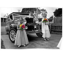 Flowergirls Poster