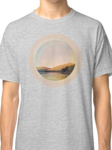 Digital Landscape #4 Classic T-Shirt