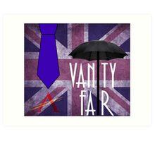 Vanity Fair (The Academy 2014) Art Print
