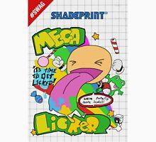 Mega Licker! [Cartridge Sleeve Art Work]. Unisex T-Shirt