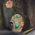 Grandma's Rose by Derek Holliday