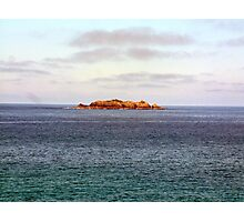 Rocky Island Photographic Print