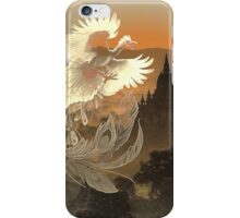 Soaring Phoenix  iPhone Case/Skin