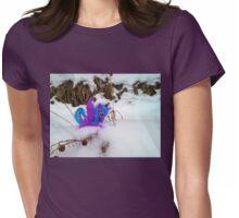 Unicorn.  Womens Fitted T-Shirt
