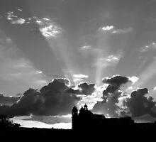 Sunrise On Tas-Silg by Xandru