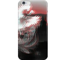 Soaring Phoenix Remix  iPhone Case/Skin