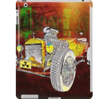 Radioactive Rod iPad Case/Skin