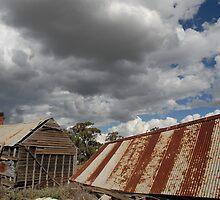 Winery shacks #045 by AndrewBentley