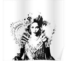 DIVA II (white) Poster