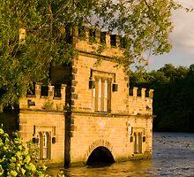 Boat House 2 by Glen Allen