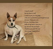 Birthday Card for Humans from their Dogs :)) by Diana-Lee Saville