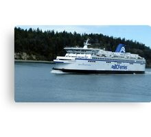 Spirit Of British Columbia Canvas Print