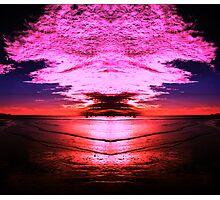 spirit of the sky Photographic Print